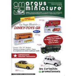 ARGUS MINIATURE N°233 - DINKY TOYS GB VOL.6 Librairie Automobile SPE ARGUS233