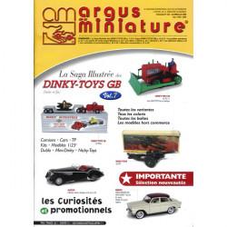ARGUS MINIATURE N°234 - DINKY TOYS GB VOL.7 Librairie Automobile SPE ARGUS234