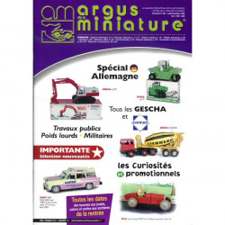 ARGUS MINIATURE N°235 - SPECIAL ALLEMAGNE VOL.2 Librairie Automobile SPE ARGUS235