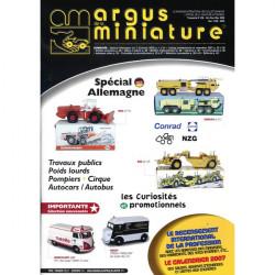 ARGUS MINIATURE N°236 - SPECIAL ALLEMAGNE VOL.3 Librairie Automobile SPE ARGUS236