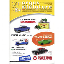 ARGUS MINIATURE N°238 - MATCHBOX REGULAR Librairie Automobile SPE ARGUS238