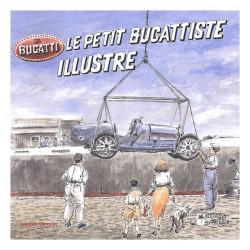 LE PETIT BUGATTISTE ILLUSTRÉ Librairie Automobile SPE 9782914920247