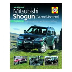 MITSUBISHI SHOGUN ( PAJERO / MONTERO ) Librairie Automobile SPE 9781844252169