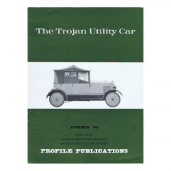 The Trojan utility car / Profile publications n°80 Librairie Automobile SPE PP80