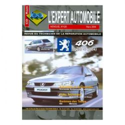 RTA LEA TAP 426 Peugeot 406 04/1999-2004 Librairie Automobile SPE TAP426