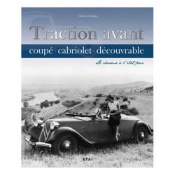 TRACTION AVANT - COUPE, CABRIOLET, DECOUVRABLE, ... Librairie Automobile SPE 23279