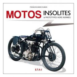MOTOS INSOLITES ET PROTOTYPES HORS NORMES Librairie Automobile SPE 23658