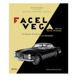 Facel Véga le grand tourisme à la française 1939-1964 / J-P CHAMBRETTE / Edition ETAI-9782726897188