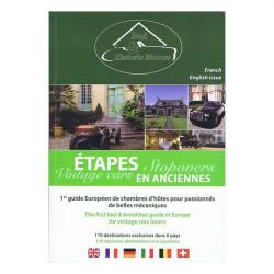 Etapes en anciennes / Alexandre PIERQUET / LVE Librairie Automobile SPE 9782362140174