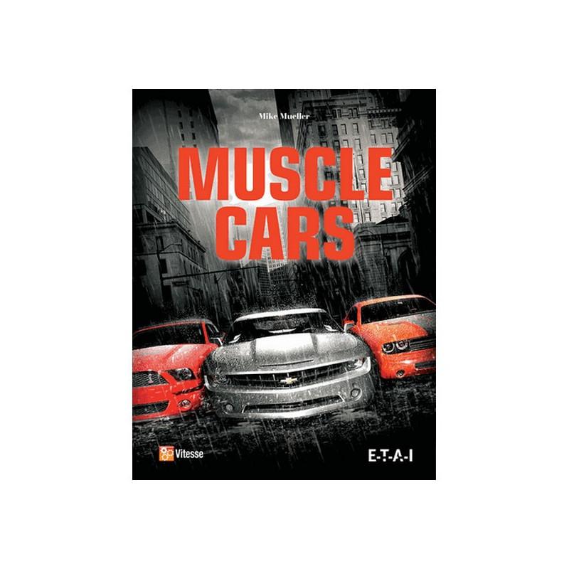 MUSCLA CARS Librairie Automobile SPE 25260