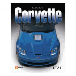 CORVETTE Librairie Automobile SPE 25259