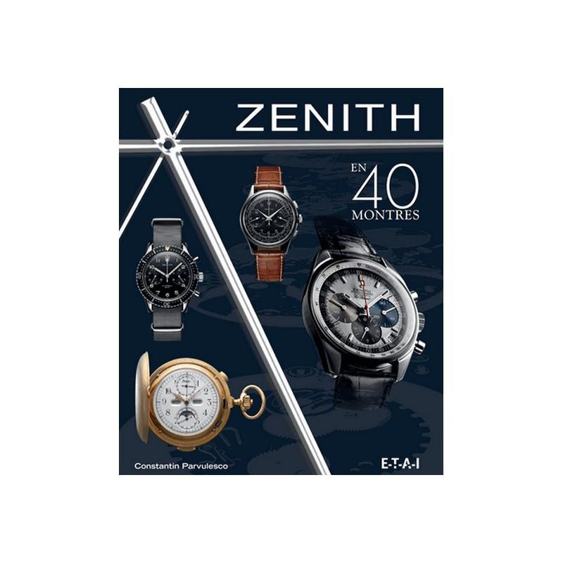 ZENITH EN 40 MONTRES Librairie Automobile SPE 25244