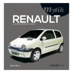 RENAULT - LES MODÈLES CULTES DE LA MARQUE Librairie Automobile SPE 9782851207852