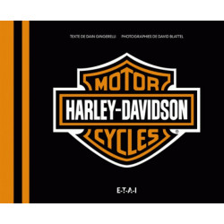 HARLEY DAVIDSON MOTORCYCLES Librairie Automobile SPE 26253